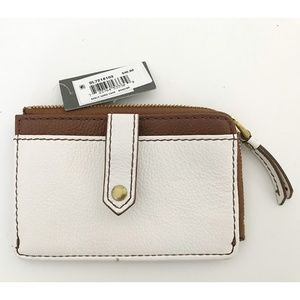 New Fossil Keely Card Case